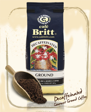 Decaffeinated Ground